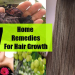 7 Home Remedies for Hair Growth