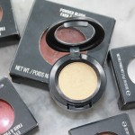 Mac Gorgeous Gold Eyeshadow Review and Swatches