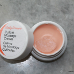 Sally Hansen Cuticle Massage Cream Review