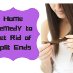 Home Remedy to Get Rid of Split Ends