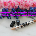 Maybelline V- Face Duo Contour Stick in Dark: Review and Swatches