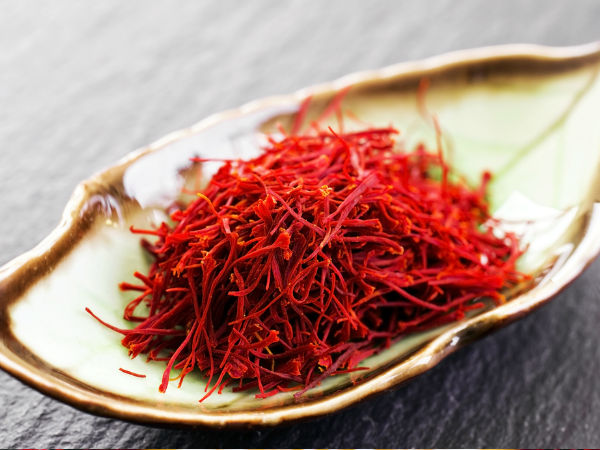 Beauty Benefits Of Saffron