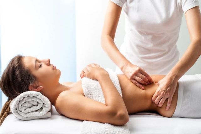 Top 5 Benefits of Stomach Massage