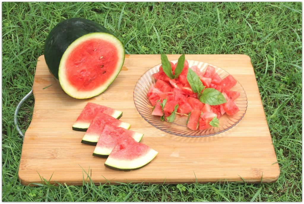 Hydrating Watermelon Detox Water for Rapid Weight loss and Glowing Skin