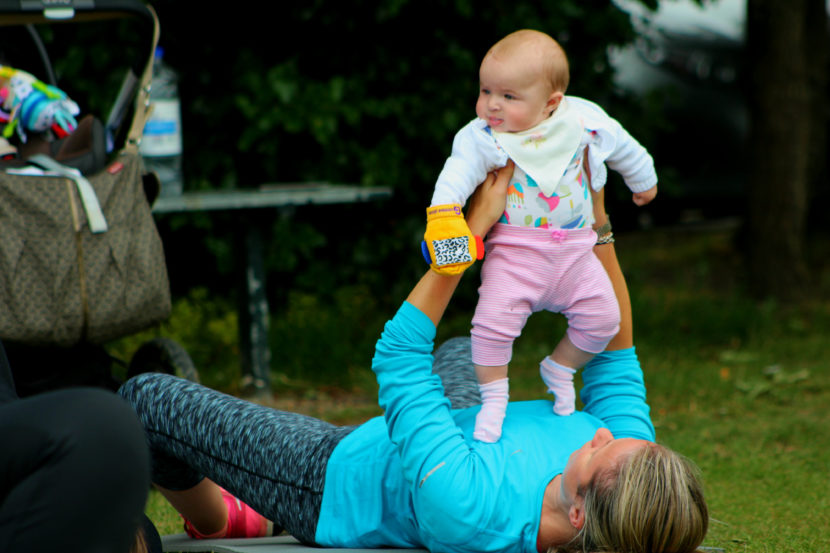 4 Easy Ways to Get Your Body Back After Baby