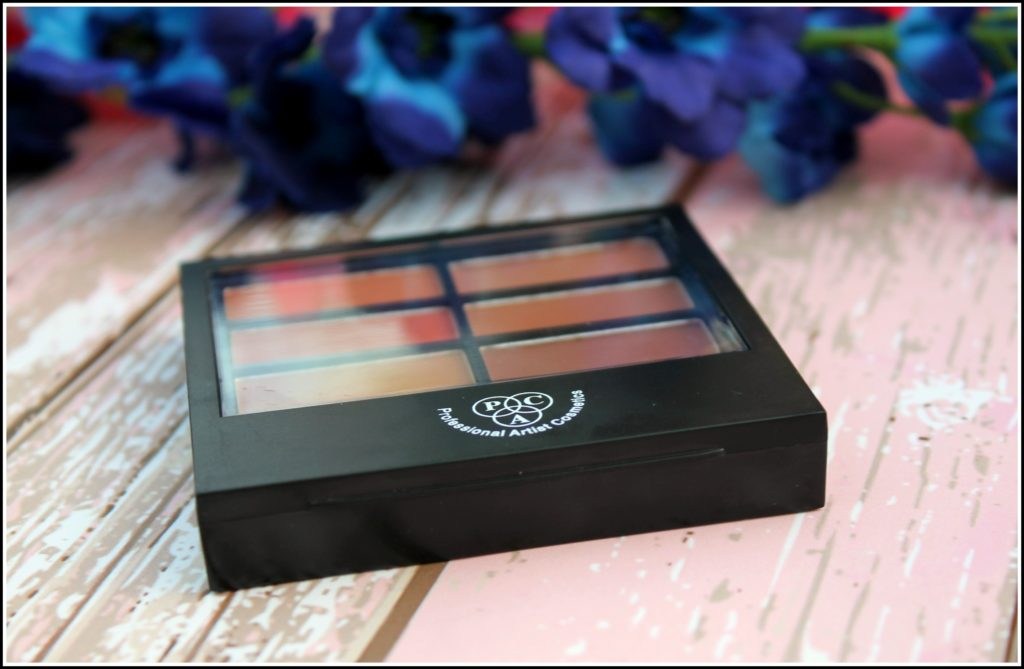 PAC Matte Eyeshadow Palette Review