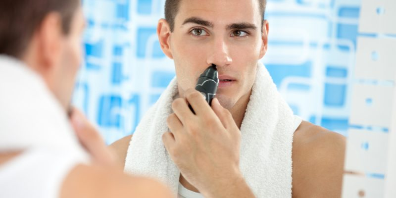 Advantages of Using Nose Hair Trimmers Over Scissors