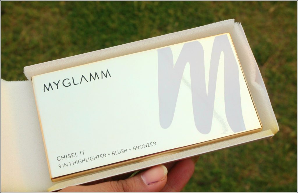 MyGlamm Chisel It - Show Stopper : Review and Swatches