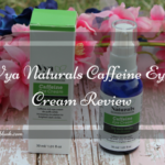 Vya Naturals Caffeine Eye Cream Review