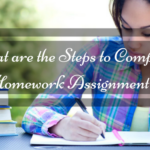 What are the Steps to Complete Homework Assignment?