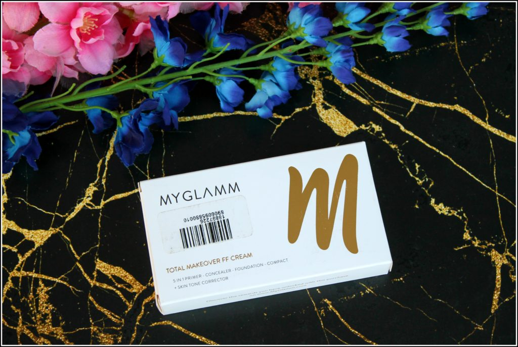 MYGLAMM Total Makeover FF Cream - Light Skin Tone