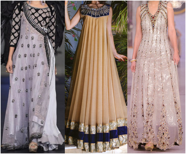 5 Newly Invented Anarkali Styles to Spruce up the Upcoming Festival Season