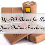 Set Up PO Boxes for All of Your Online Purchases